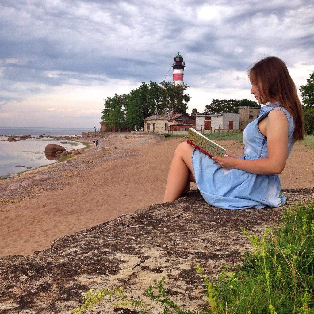Шепелевский маяк | Блог Давай замедлимся