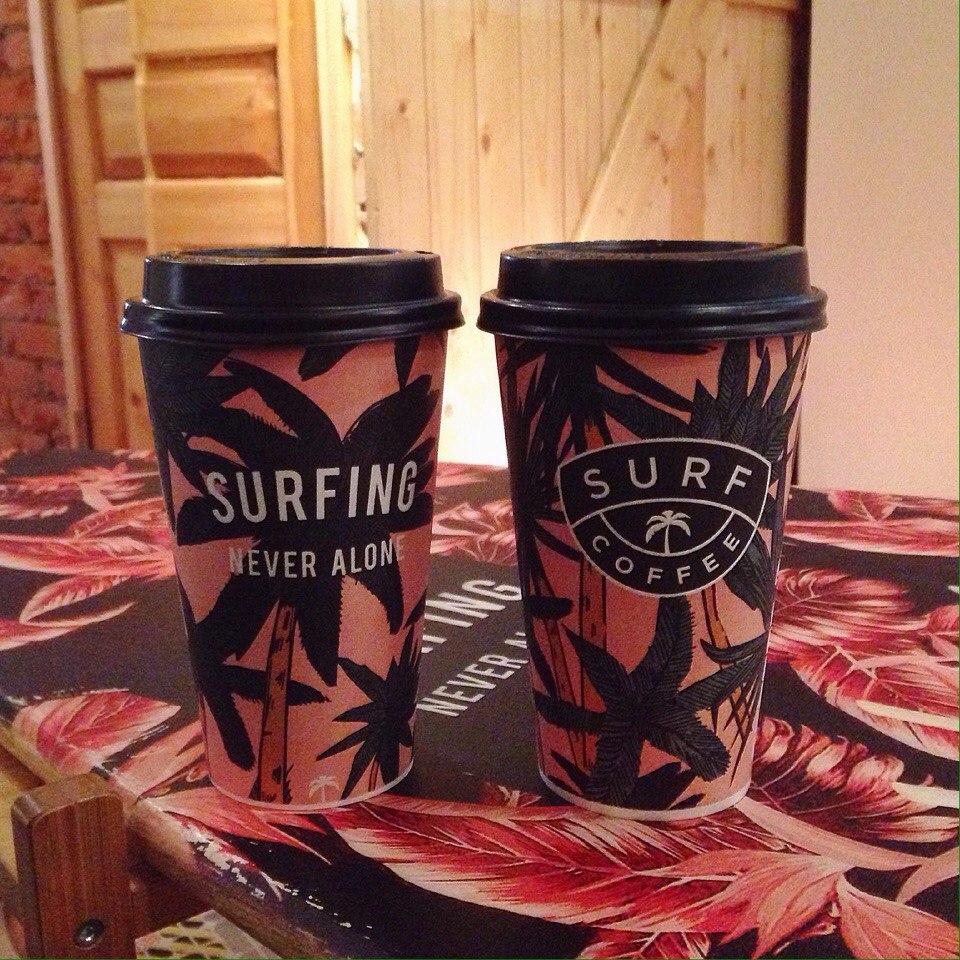 SURF COFFEE | Блог Давай замедлимся