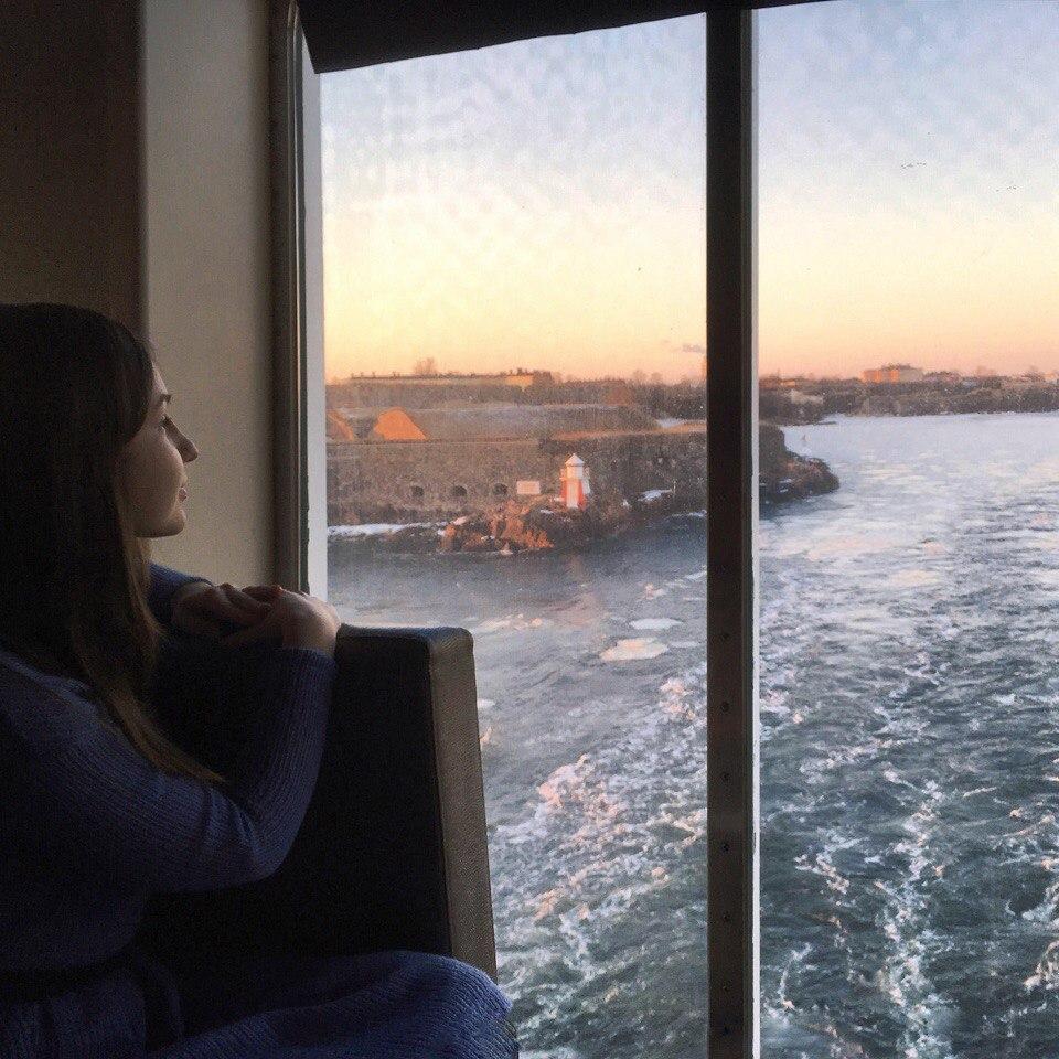 "Паром Viking Line | Блог ""Давай замедлимся"""