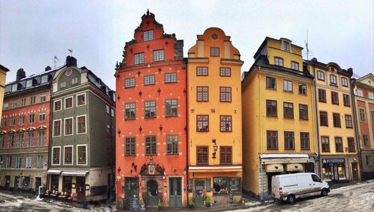 Что посмотреть в Стокгольме | Блог Давай замедлимся