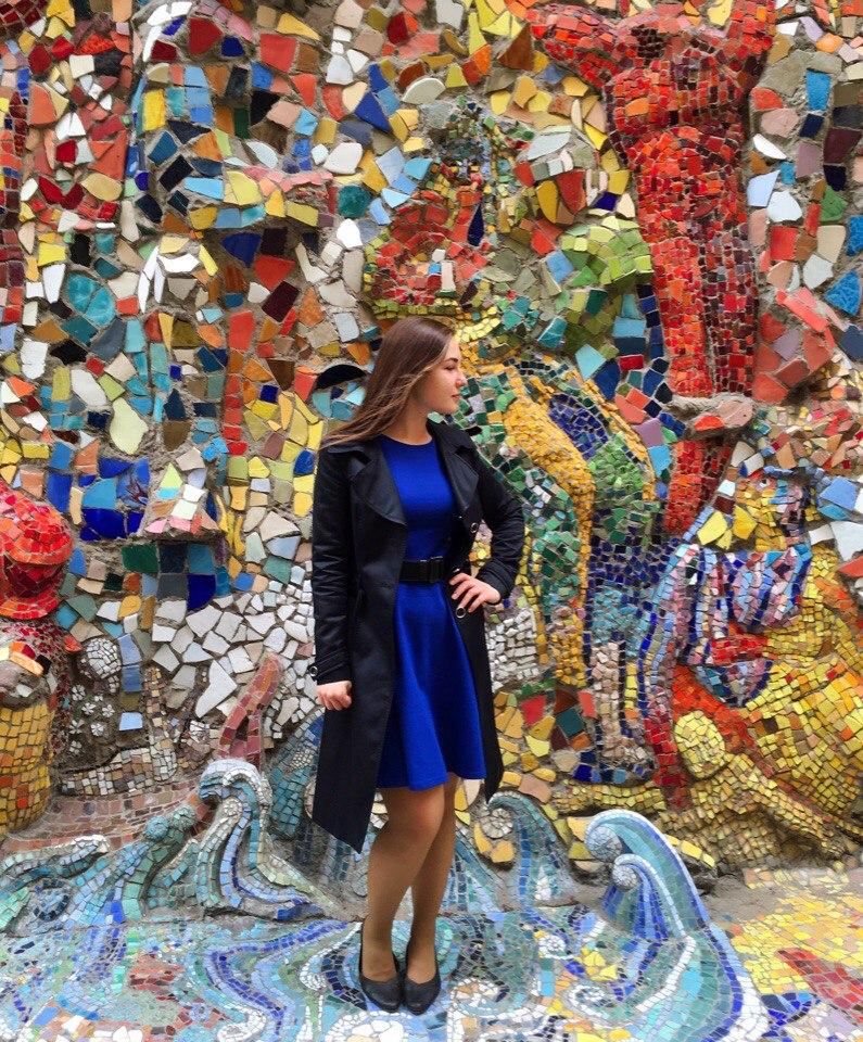 Мозаичный дворик | Блог Давай замедлимся
