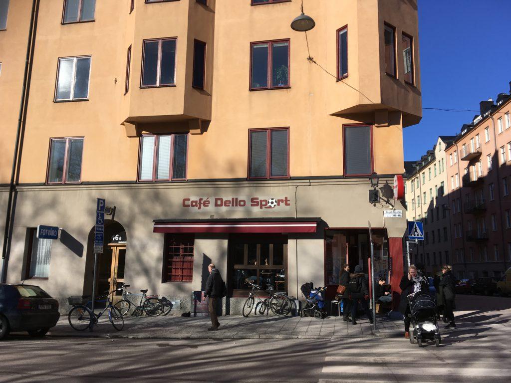 Cafe Dello Sport Cтокгольм