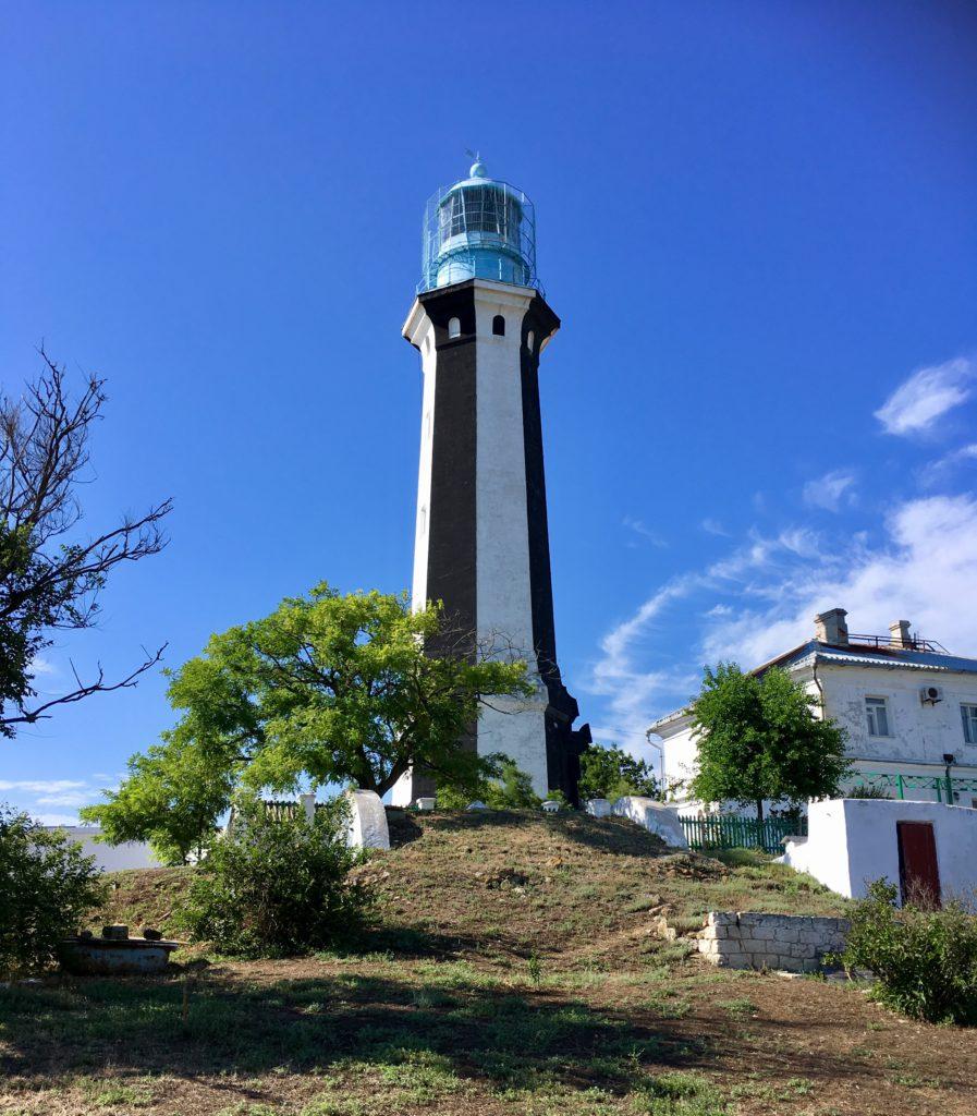 Кыз-аульский маяк