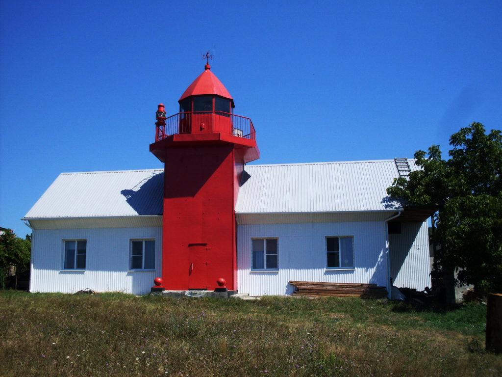 Джубский маяк