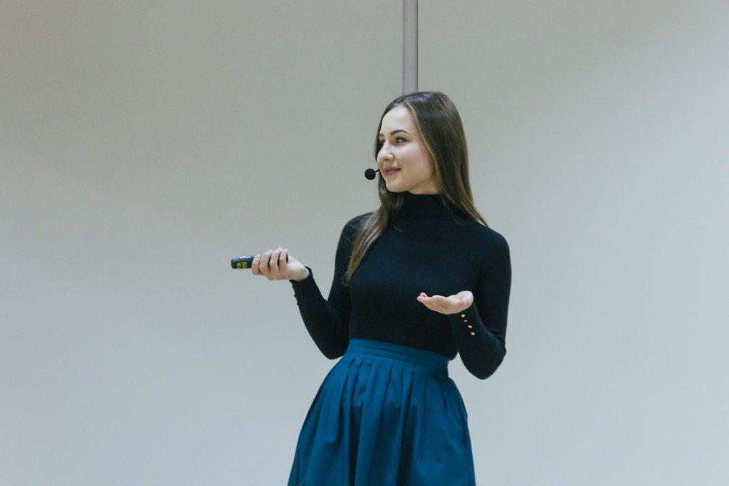 Конференция TEDxSPbPU | Сухобская Мария