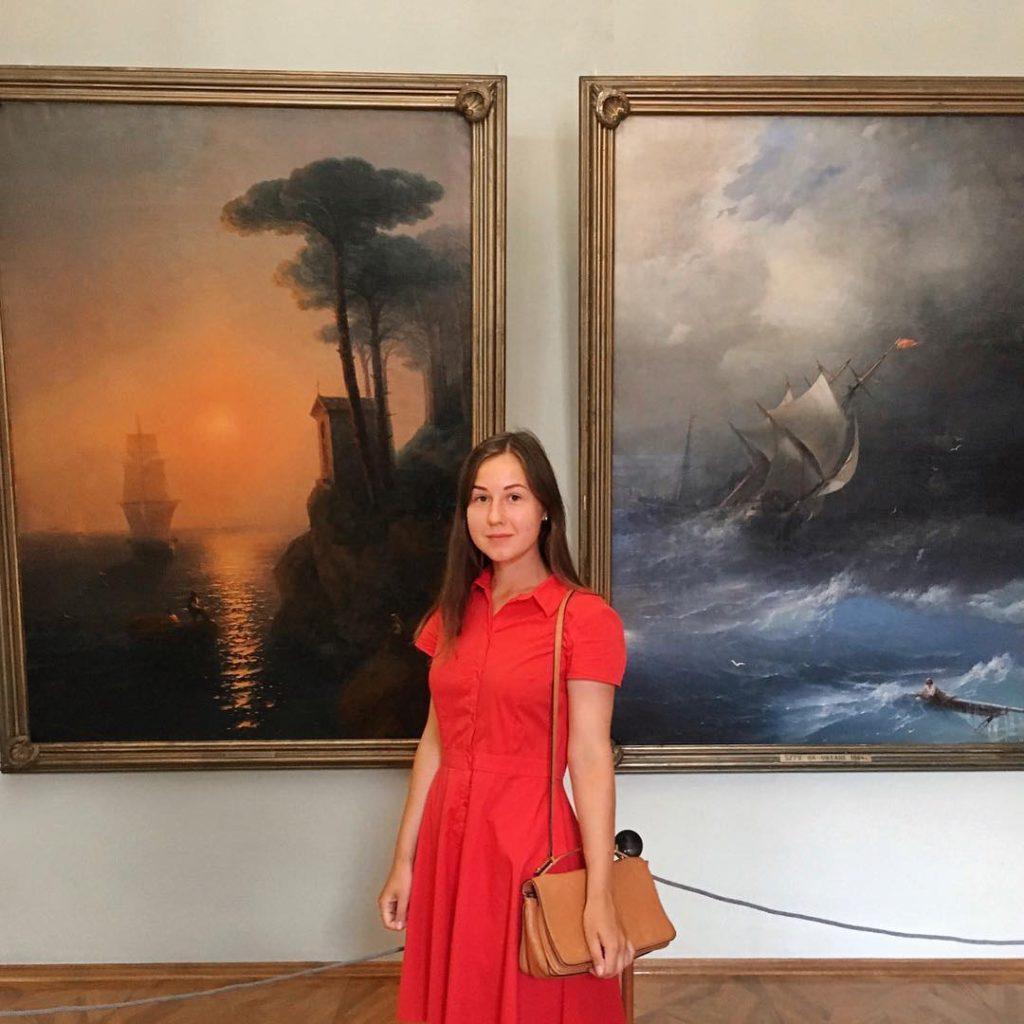 Дом-музей И. К. Айвазовского | Блог Давай замедлимся