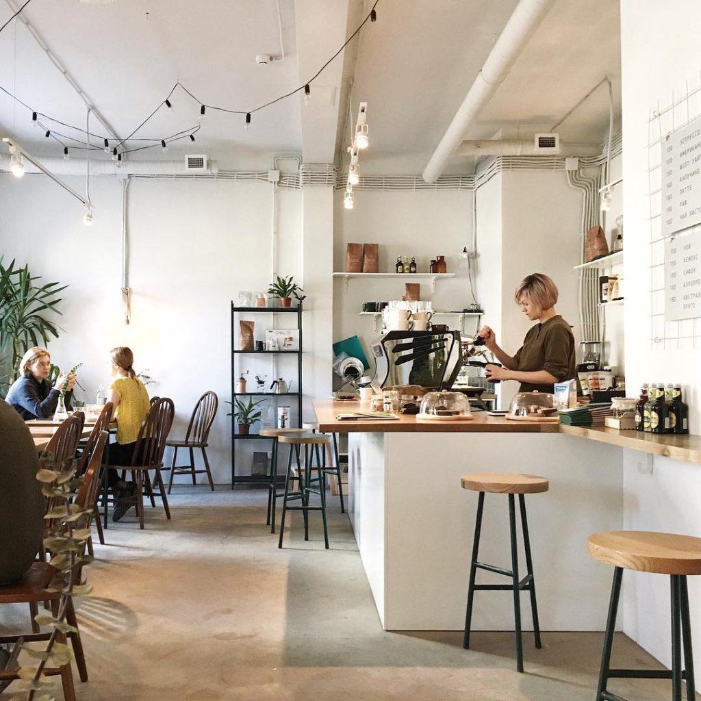 "Кофейня Verle Garden | Блог ""Давай замедлимся"""