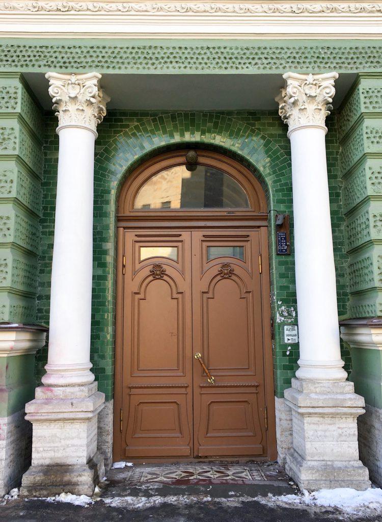 Петербургские парадные. Улица Ленина 8