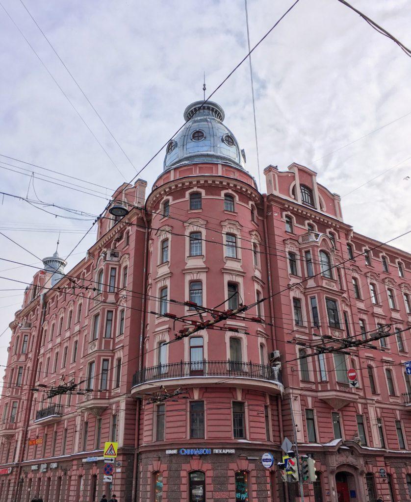 Доходный дом А. Д. Барановской