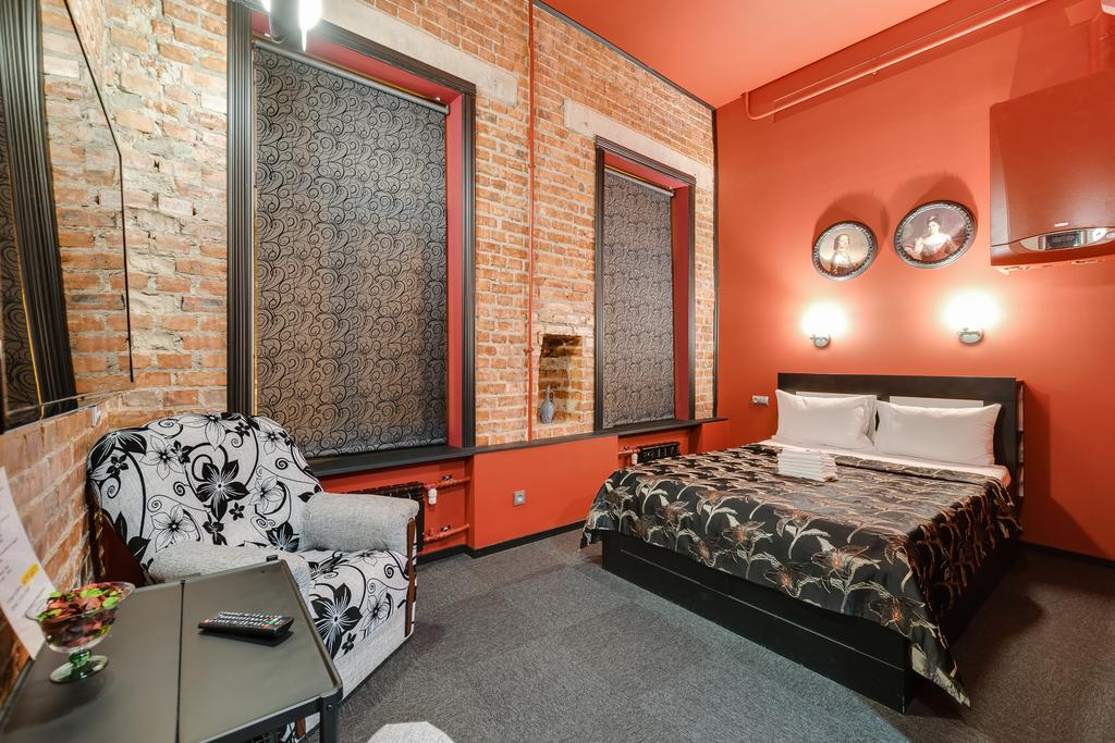 15 комнат | 10 оригинальных и недорогих хостелов в Петербурге