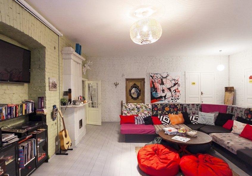 Soul Kitchen | 10 оригинальных и недорогих хостелов в Петербурге