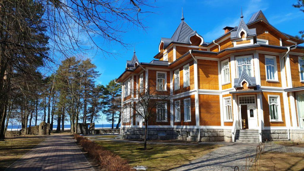 Загородный Клуб «Скандинавия» и СПA